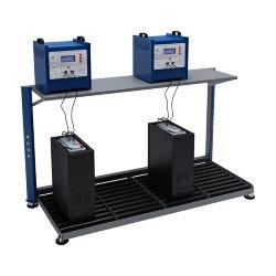 Стол роликовый РЗС-04 для зарядки тяговых батарей
