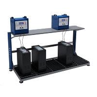 Стол роликовый РЗС-05 для зарядки тяговых батарей