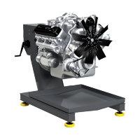 Стенд Р 500Е для ремонта двигателей