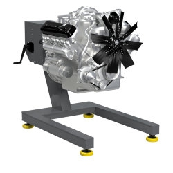 Стенд для сборки-разборки двигателей Р1250