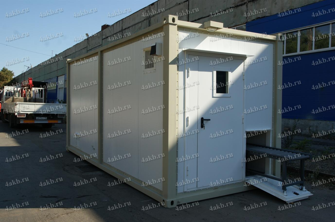 Аккумуляторная мастерская АМ-1К(6)-8
