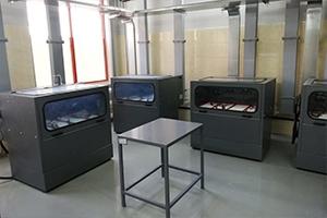 Фото оснащения аккумуляторной мастерской