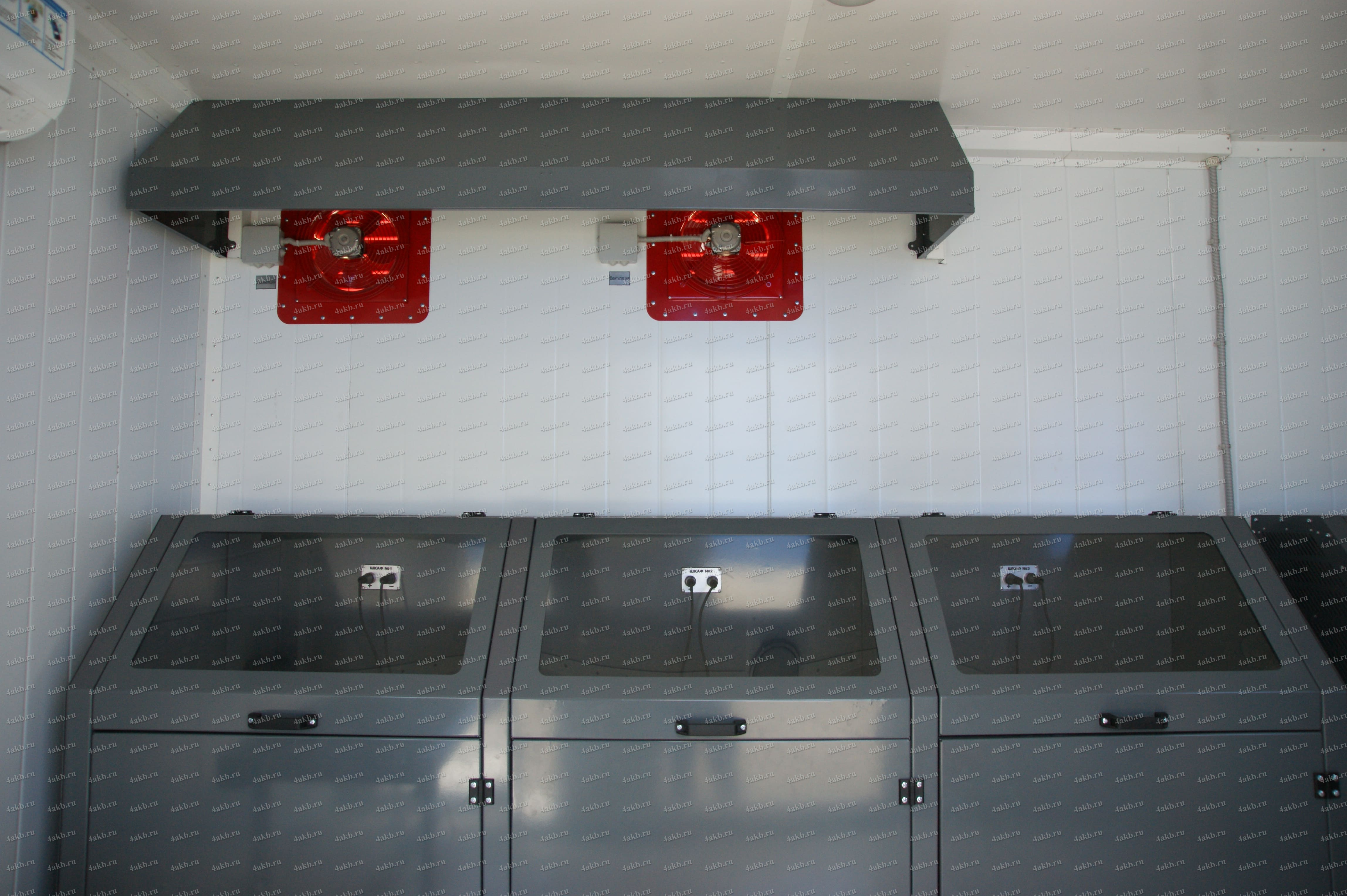 Аккумуляторная мастерская