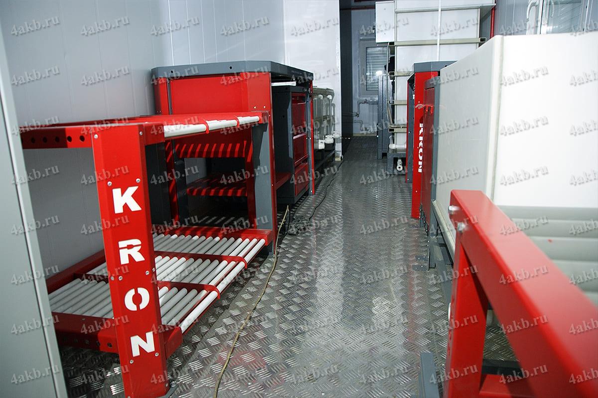поставка аккумуляторного оборудования в Магнитогорск