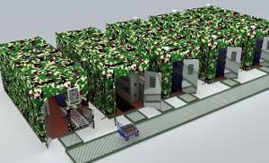Внешний вид мобильной аккумуляторной мастерской
