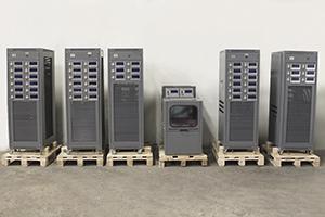 Общий вид изделий для аккумуляторной мастерской