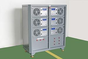 Фото автоматизированного зарядно-разрядного комплекса серии АЗРК-6