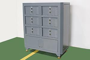 Фото шкафа для автоматического заряда 6 АКБ