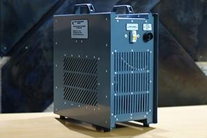 Автоматизированное зарядное устройство серии АЗУ-Н-1 вид сзади