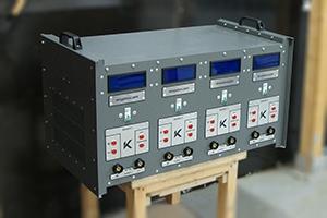 Автоматизированный зарядный выпрямитель серии ВЗА-30-36-4