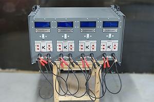 Провода для подключения аккумуляторов на выпрямителе ВЗА-30-36-4