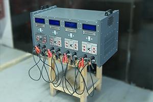 Зарядный выпрямитель ВЗА-30-36-4 с проводами для АКБ