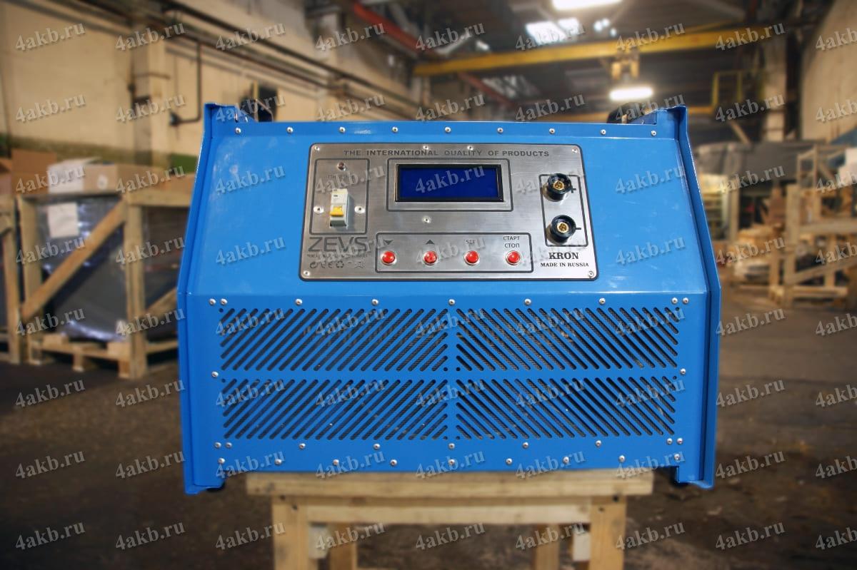 Зарядно-разрядное устройство Зевс-80/100/100