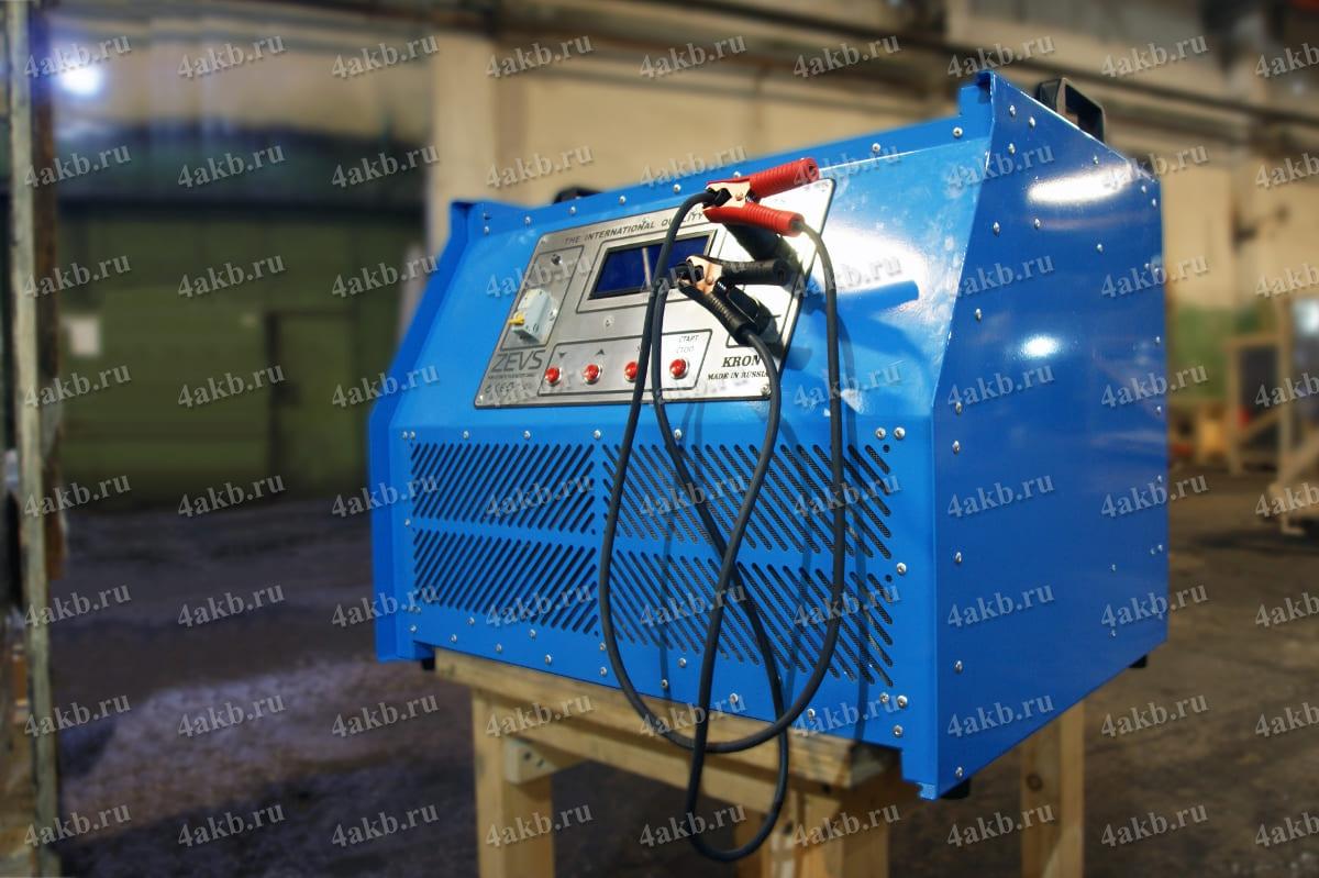 Зарядно-разрядное устройство большой мощности