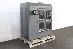 Фото двухъярусного шкафа Светоч-02-06 с встроенным зарядным устройством
