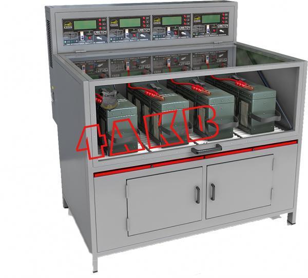 Завод зарядно разрядных устройств