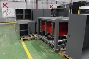 Производство компании KRONVUZ