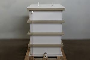 емкости для хранения электролита №2