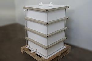 емкости для хранения электролита №3