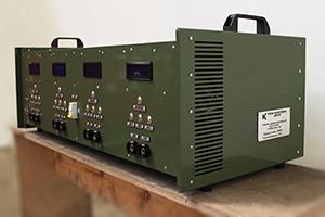 Однофазный зарядно-разрядный комплекта серии КЗО-Р