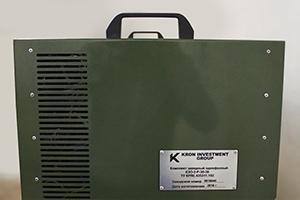 Фотография комплекта серии КЗО-Р-4-30А.36В.R50A вид сбоку