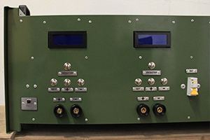 Фото панели управления комплекта серии КЗО-Р-4-30А.36В.R50A