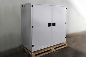 фото батарейного шкафа для ИБП КРОН-ШМА-03 вид 1