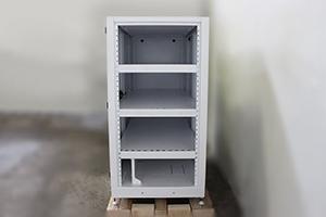 фото батарейного шкафа для ИБП КРОН-ШМА-03 вид 2