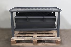 фото стола для слива электролита УКС.ССА-007 вид №2
