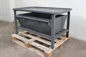 фото стола для слива электролита УКС.ССА-007 вид №3