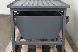 фото стола для слива электролита УКС.ССА-007 вид №5