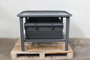 фото стола для слива электролита УКС.ССА-002