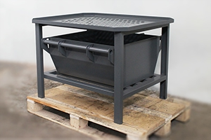 фото стола для слива электролита УКС.ССА-003