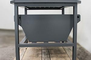 фото стола для слива электролита УКС.ССА-005