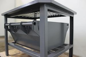 фото стола для слива электролита УКС.ССА-006