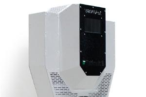 Фото сенсорной панели управления процессом зарядки АКБ