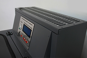 Фото проводов для подсоединения аккумулятора шкафа серии Светоч-04