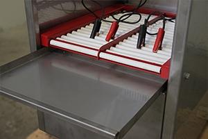 Фотография поддона зарядно-разрядного шкафа Светоч-Авиа-02.ЖК.Н
