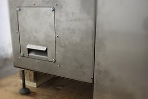 фото отсека для подключения электропитания шкафа Светоч-Авиа-02.ЖК.Н