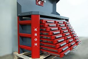 фото выдвижных ящиков стола для ремонта акб КРОН-СДР-999