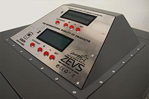 фото панели управления выпрямителя ВЗА-Р-2-100А-40В-30А