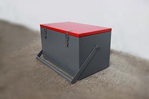 Фото комплекта аккумуляторщика вид сбоку