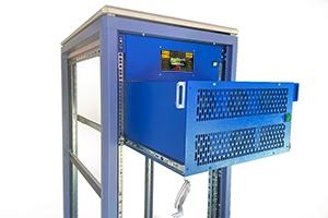 Фото зарядно-разрядных модулей для 19-дюймовых стоек