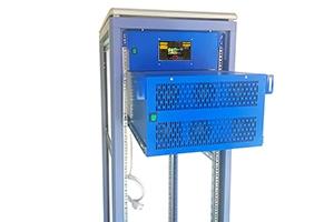 Фото выдвижного зарядного модуля для аккумуляторов