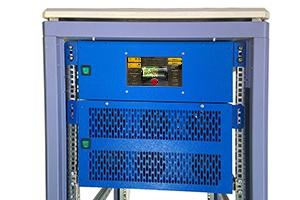 Фото сенсорной панели управления зарядным модулем для АКБ
