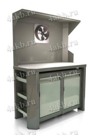 Стол для ремонта АКБ