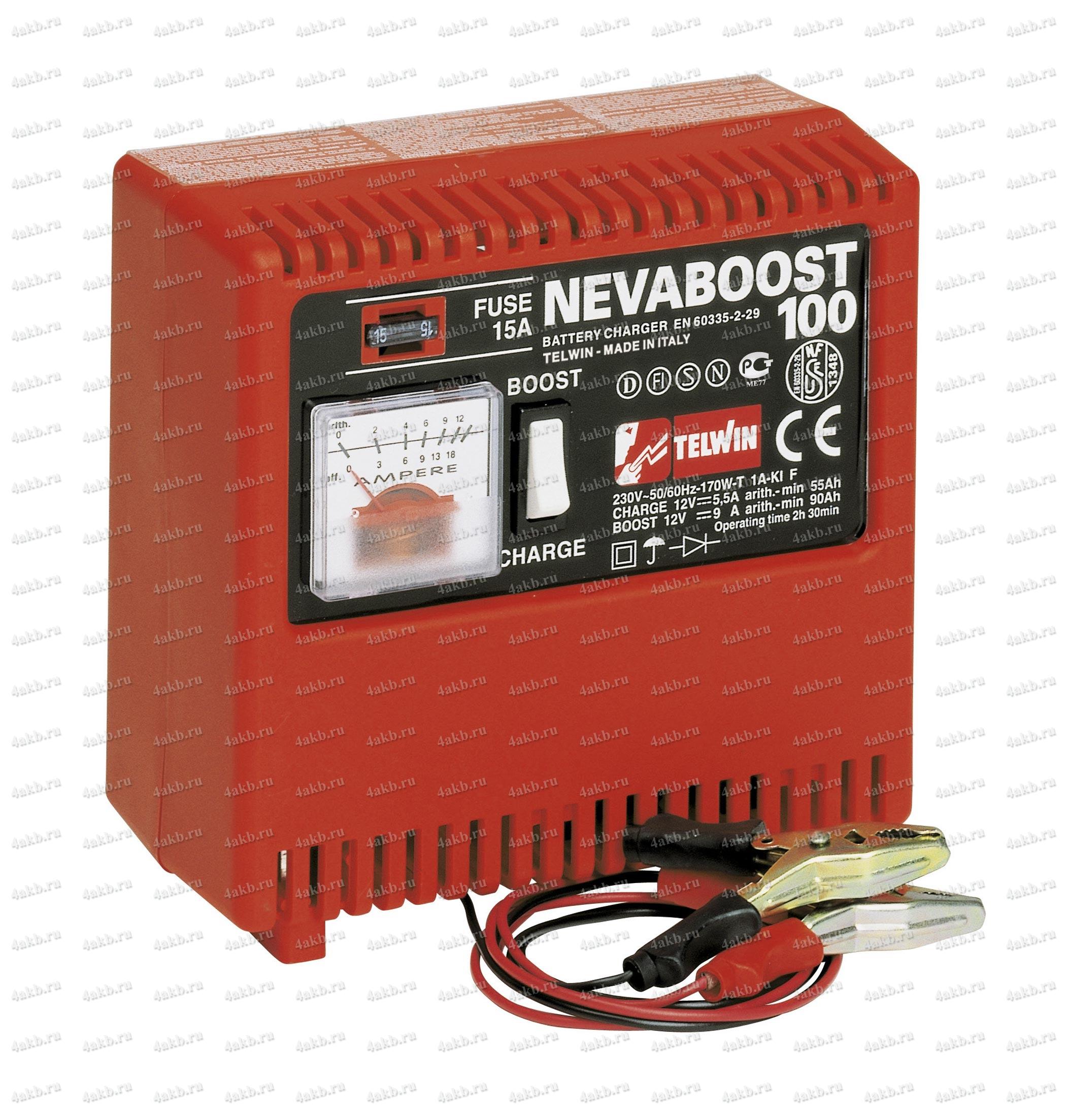 Telwin Nevaboost 100 зарядное устройство
