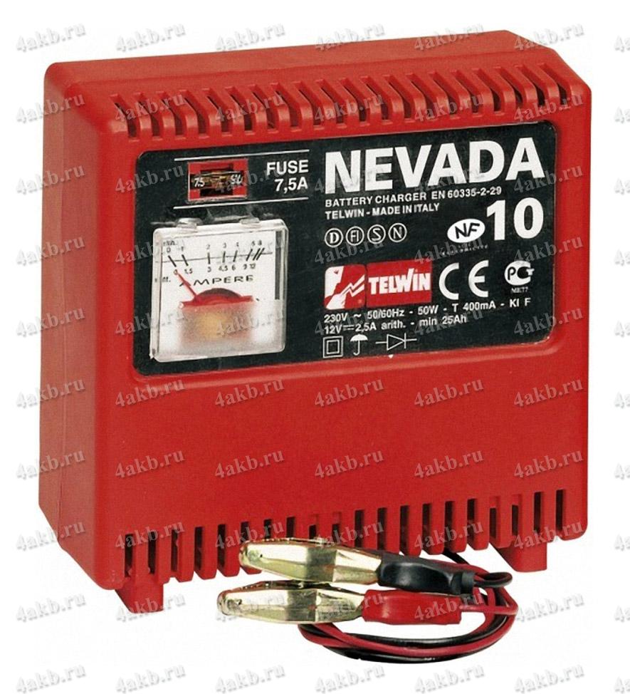 Telwin Nevaboost 10 зарядное устройство