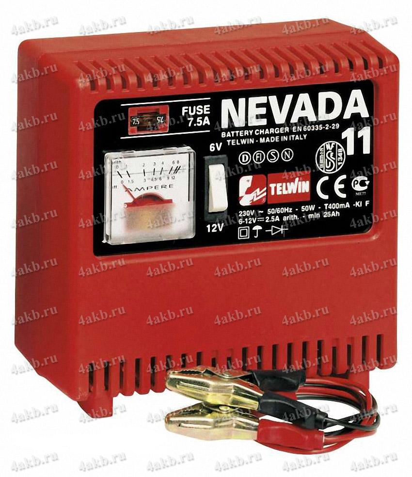 Telwin Nevaboost 11 зарядное устройство