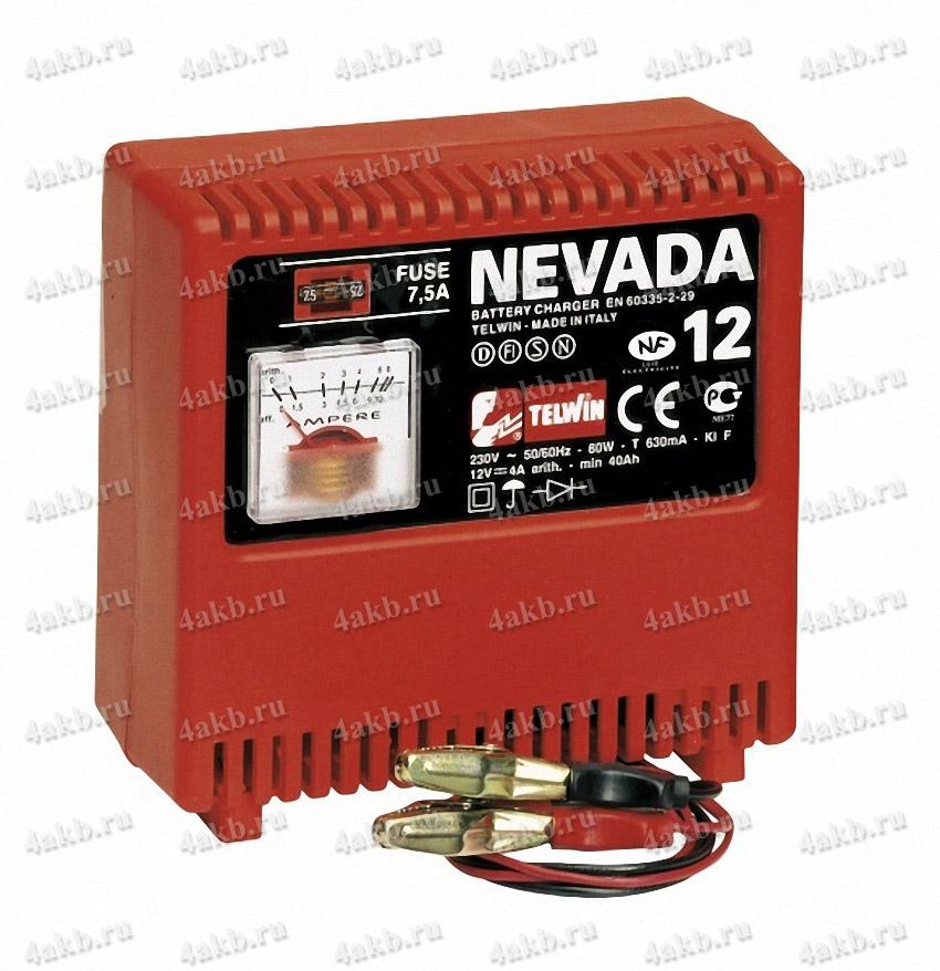 Telwin Nevaboost 12 зарядное устройство